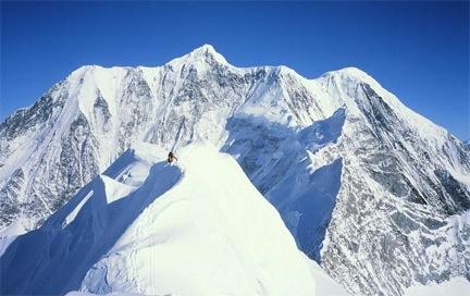 Mt Hayes in the eastern Alaska Range (Photo: Jeff Benowitz)